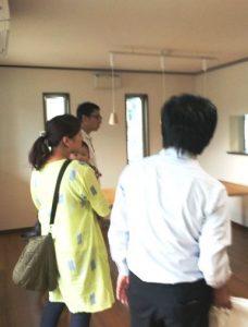 新築住宅見学会のご報告
