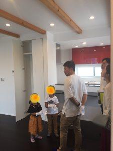 平屋住宅完成見学会