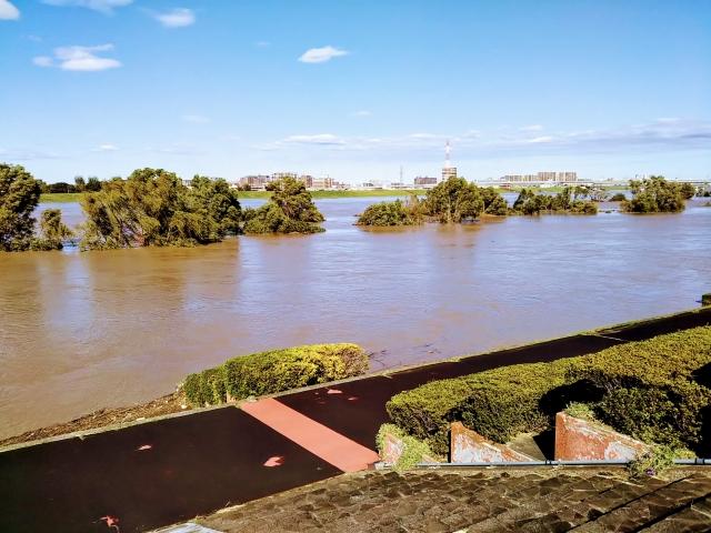 土地売買における新しい法律(水害について)
