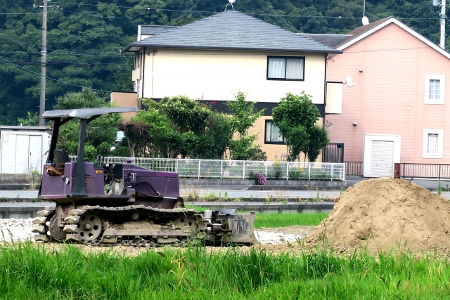 農地転用について